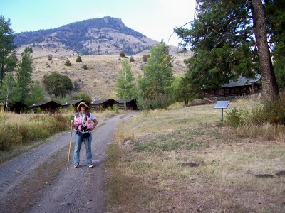 Natasha at OTO Ranch