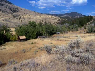 OTO Ranch corral