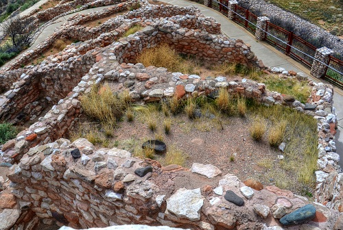 Rooms at Tuzigoot